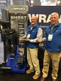 Lowrance Ghost wins Best New Fishing Product award at Big Rock Sporting Goods Show