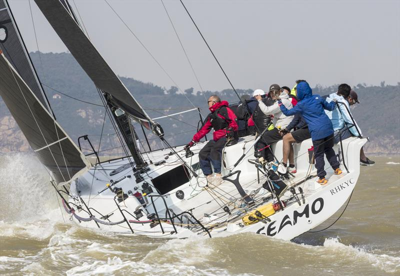SEAMO. Macao Cup International & Greater Bay Area Cup Regattas 2020. - photo © Guy Nowell