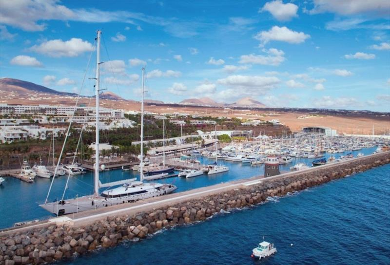 Supported once again by Calero Marinas, the fleet will be hosted at Puerto Calero before the start in 2021 - photo © Calero Marinas Puerto Calero