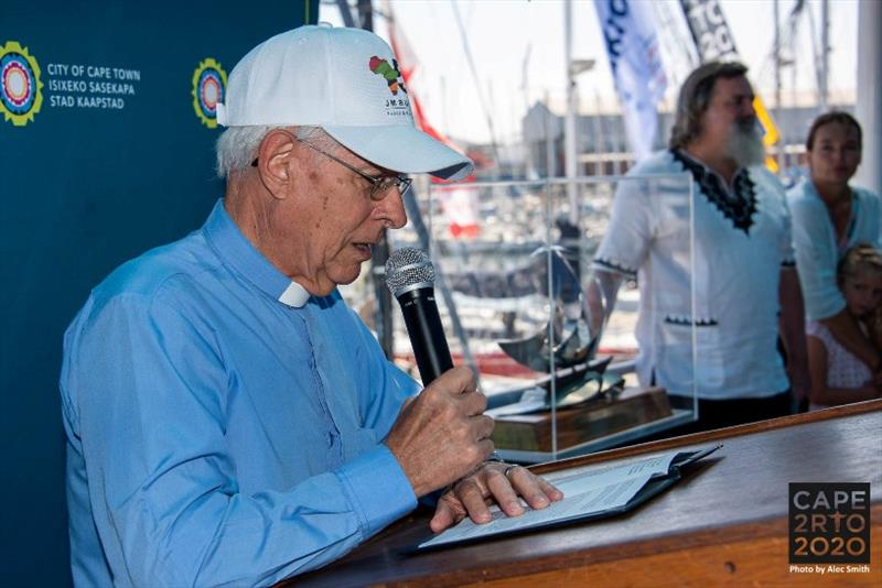 Cape2Rio2020 Ocean Race second start - photo © Alec Smith
