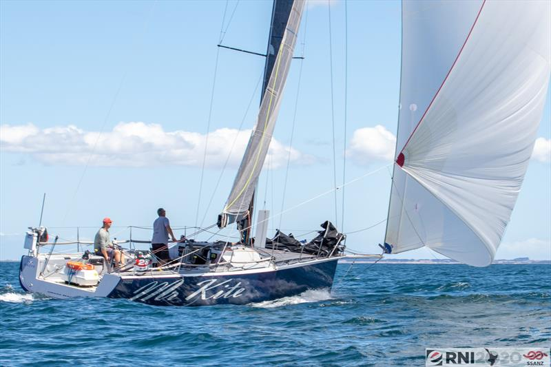 Mr Kite - Leg 2 - SSANZ Round the North Island - February 2020 - photo © Short-handed Sailing Association of NZ