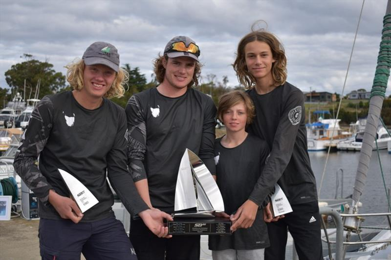 Spring Bay Mill SB20 Australian Championship 2020, final day - photo © Jane Austin