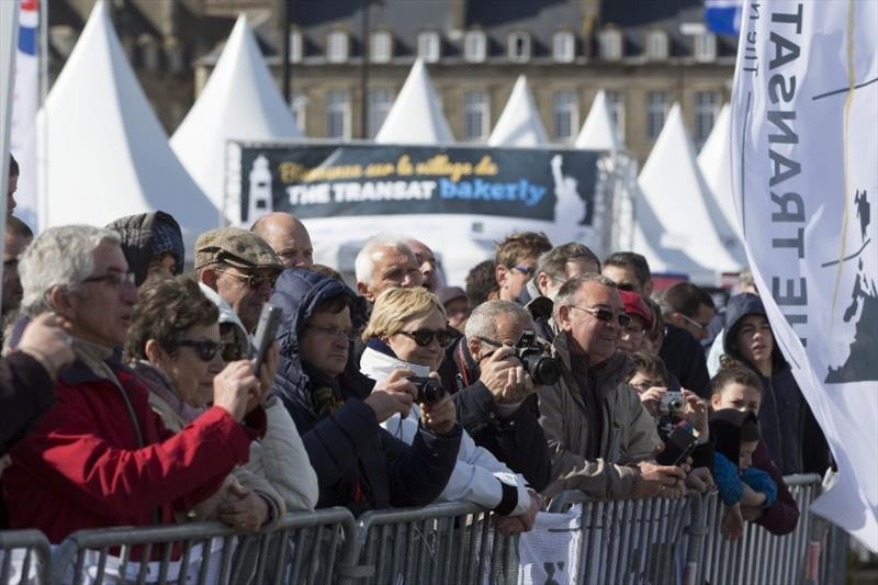 The Transat bakery. Prologue race village. - photo © Lloyd Images / OC Sports