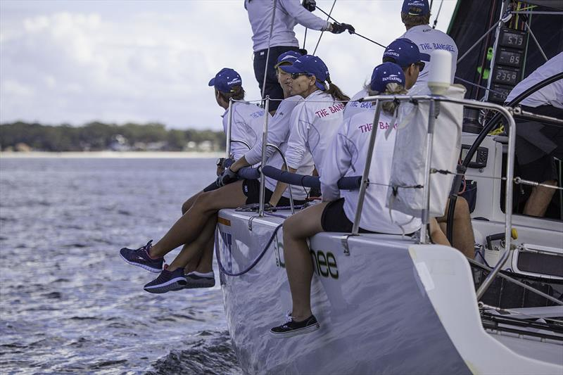 Pantaenius was one of the first to sponsor The Breakout Regatta - photo © John Curnow