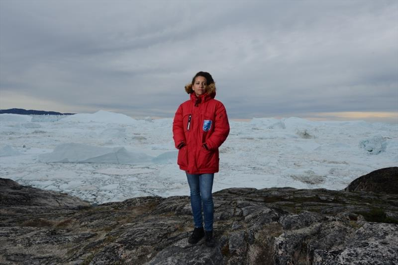 Minna Epps is the Director of IUCN's Global Marine and Polar Programme. - photo © Minna Epps