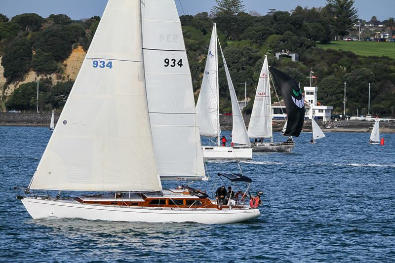 Out of the lockdown - Waitemata Harbour - June 2020 - photo © Richard Gladwell / Sail-World.com
