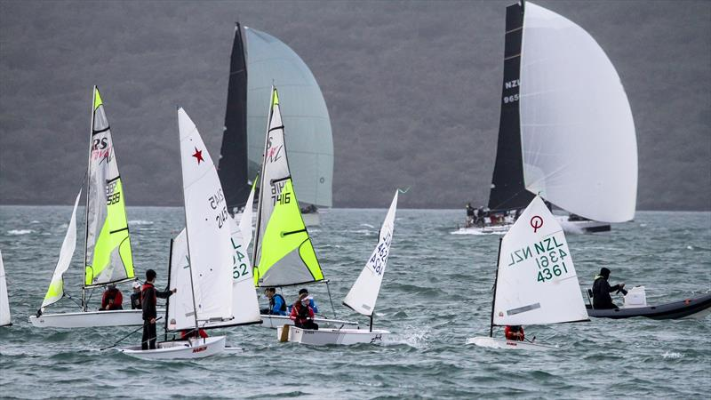 Winter Series - Wakatere Boating Club - Narrow Neck - June 7, 2020 - photo © Richard Gladwell / Sail-World.com