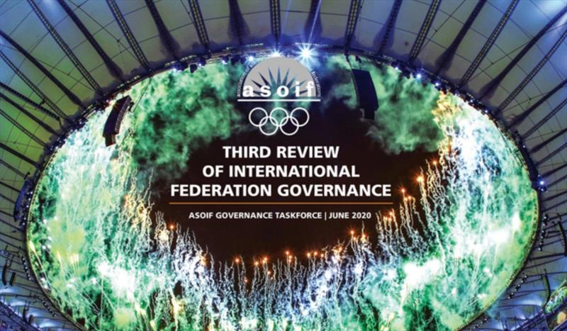 ASOIF Governance review - photo © World Sailing