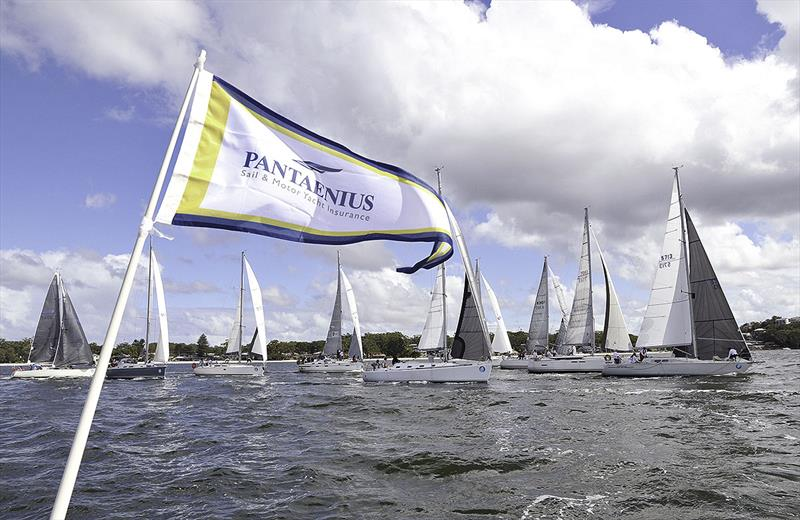 Pantaenius and the crew that put together Sail Port Stephens - winning combination, and now there is the Breakout Regatta to look forward to! - photo © John Curnow