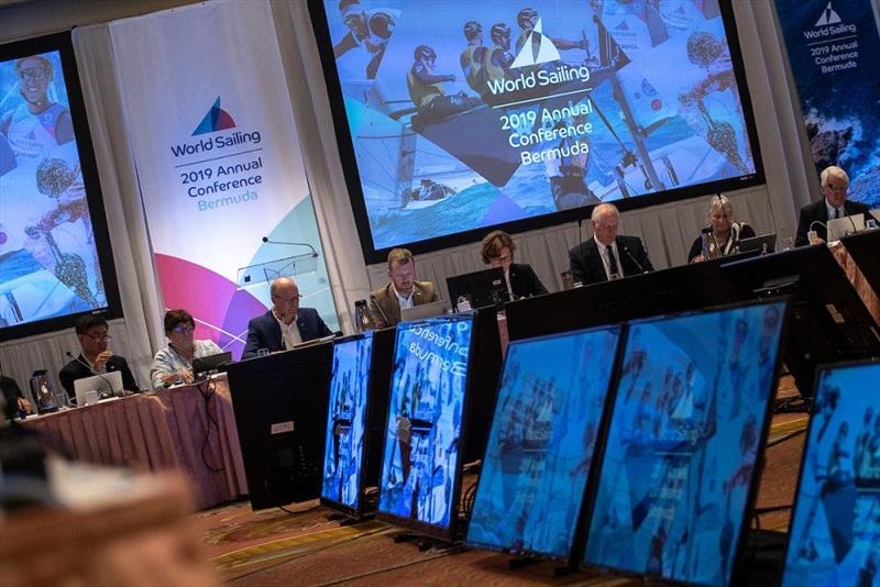 World Sailing Annual Conference - photo © World Sailing