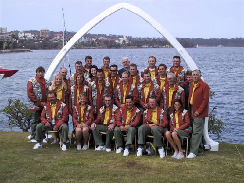 Sydney 2000 and its sailing legacy