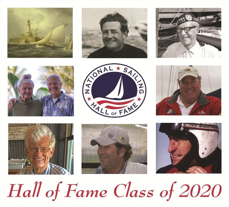 The National Sailing Hall of Fame celebrates its 10th annual induction