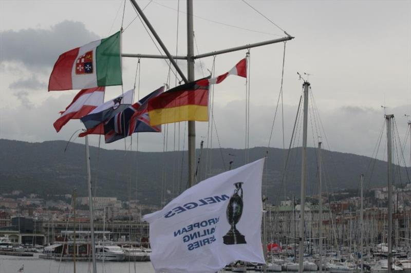 The final event of the 2020 Melges 24 European Sailing Series in Trieste - photo © Miriam Zorzenoni