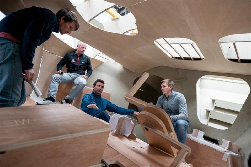 Première construction de bateau IMOCA 60 annoncée pour The Ocean Race 2022-23