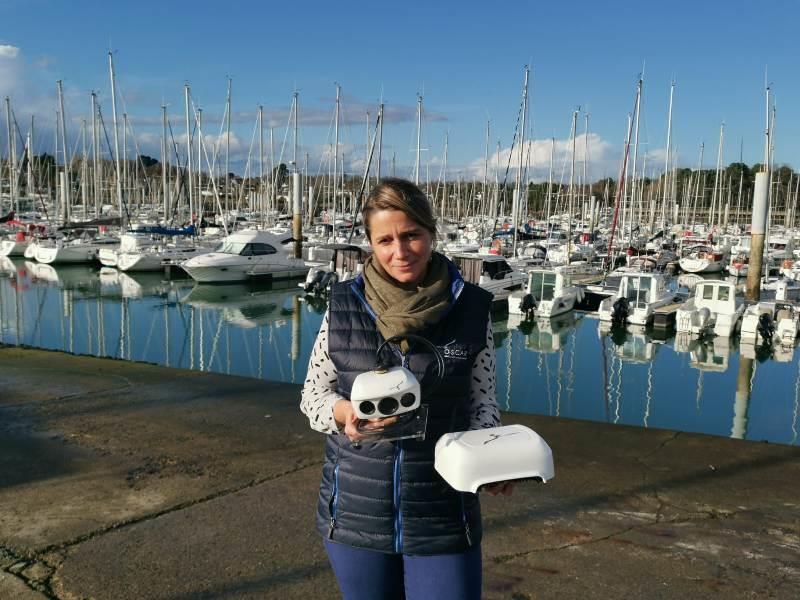 OSCAR aide à prévenir les collisions lors du Vendée Globe