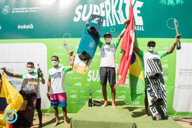 GKA Freestyle Super Grand Slam 2020 winners - photo © Svetlana Romantsova