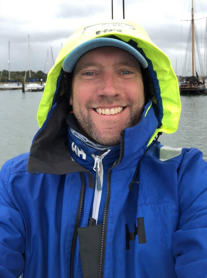 Rob Clark - Director of Sport Development photo copyright RYA taken at Royal Yachting Association