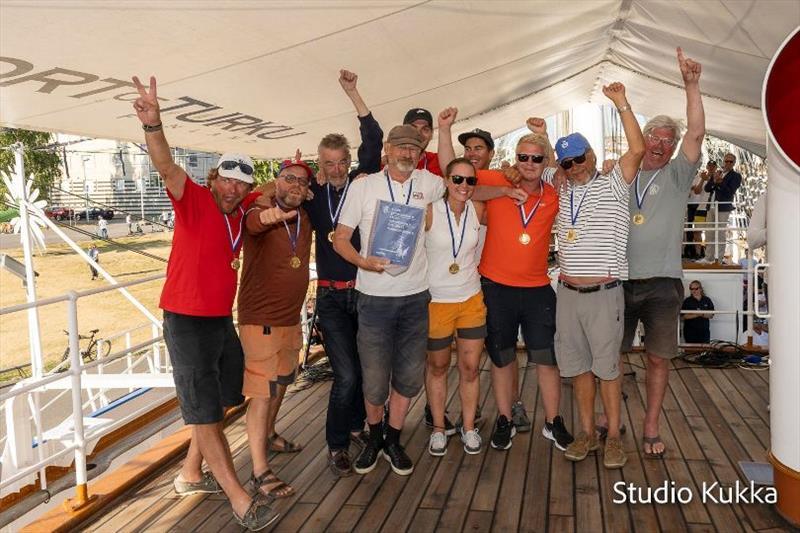Swan European Regatta 2021 - photo © Studio Kukka