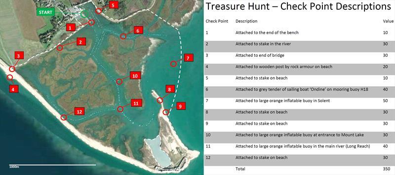 Keyhaven 'Treasure Hunt' - photo © KYC