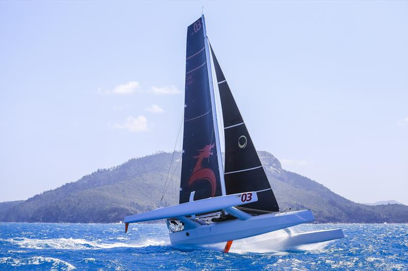 Hamilton Island Race Week: A day in the life of a MOD70