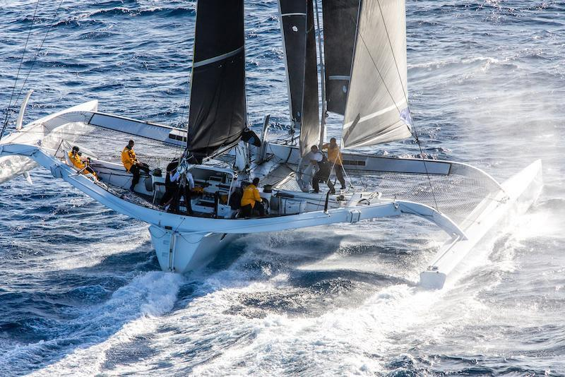 MOD70 Argo competed in 2017 & 2019 editions of the RC600 - photo © Arthur Daniel