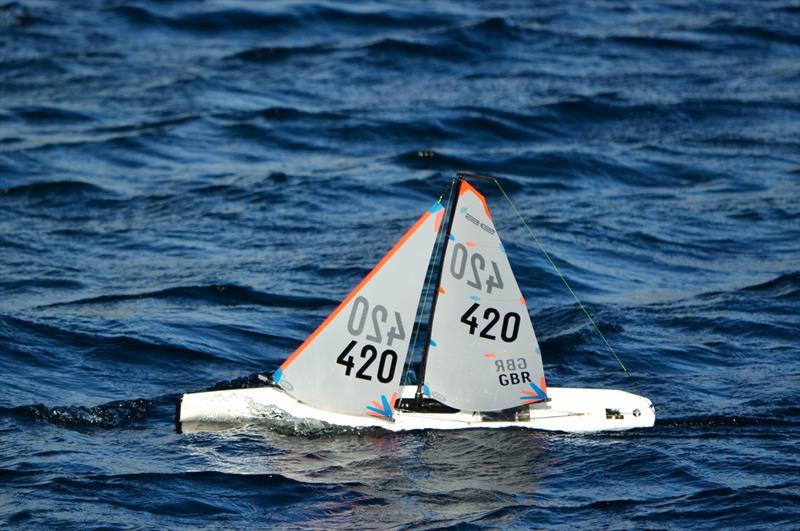 Dragonflite 95 National Championship Lincoln Model Yacht Club
