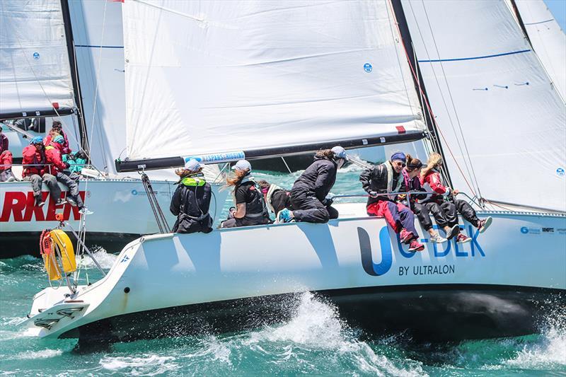 Melinda Henshaw - 2020 NZ Womens Keelboat Nationals - photo © Andrew Delves/RNZYS