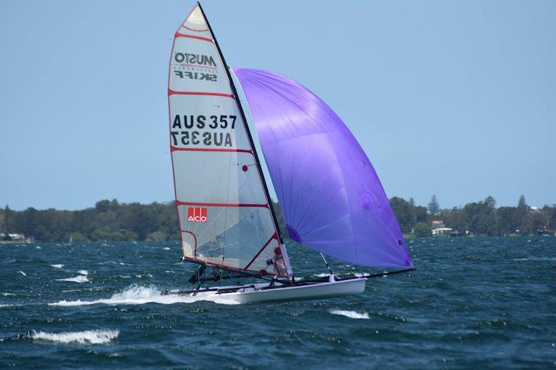 The Malano at the Australian Musto Skiff National Championship 2019 - photo © Phil Mayo