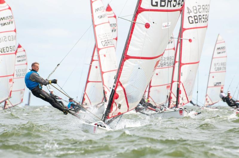 Final day - ACO 10th Musto Skiff World Championship 2019 - photo © Watersport-TV