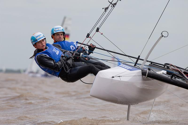 2018 Buenos Aires Youth Olympic Games - photo © Matias Capizzano / World Sailing