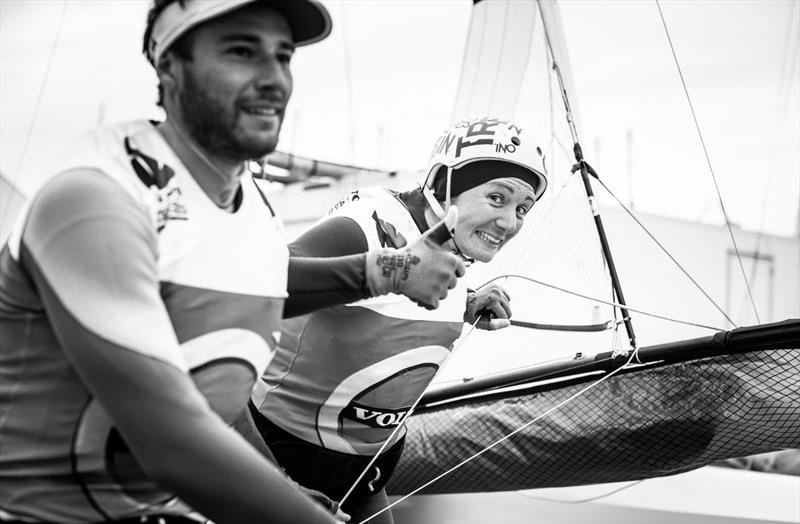 Day 5 of the Volvo Nacra 17, 49er and 49er FX European Championship - photo © Drew Malcolm