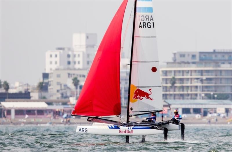 Ready Steady Tokyo Olympic test event in Enoshima, Japan - Day 3
