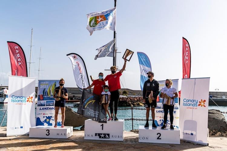 2021 Lanzarote International Regatta - photo © Sailing Energy / Lanzarote International Regatta