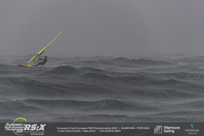 RS:X Europeans at Vilamoura, Portugal day 2 - photo © Joao Costa Ferreira / Osga_photo