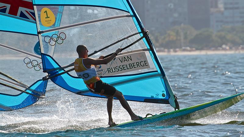 The RS:X's Olympic future may be limited if it is replaced by a Formula board. - photo © Richard Gladwell