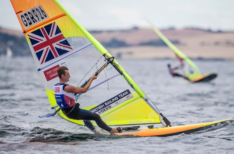 Kieran Holmes-Martin - photo © Sailing Energy / World Sailing
