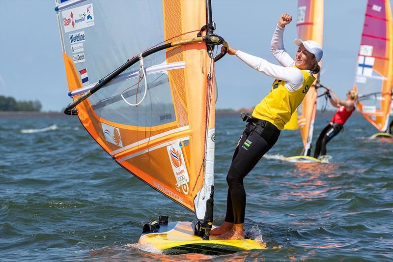Lilian de Geus (NED), RS:X Women - Medemblik Regatta Nautical Festival 2019 - photo © Sander van der Borch