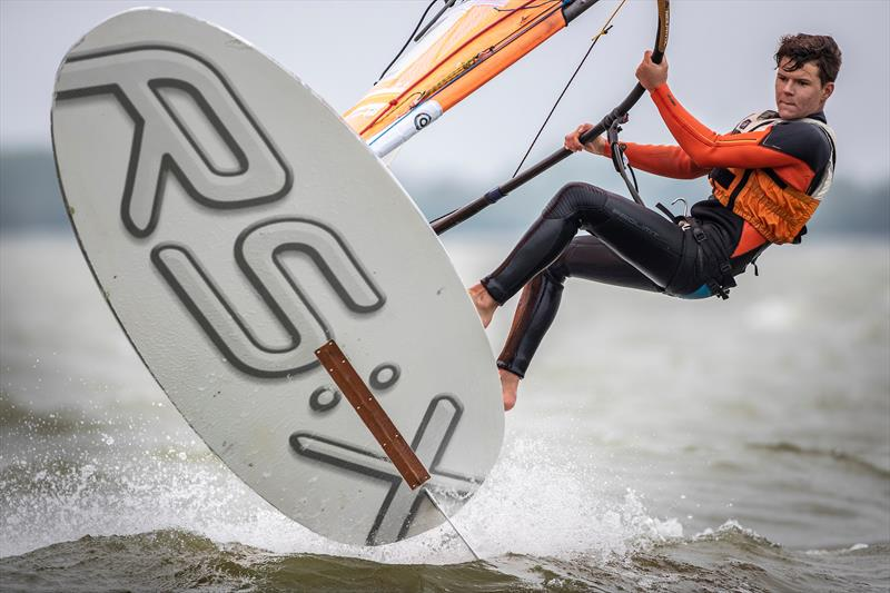 Day 1 - RS:X, Medemblik Regatta 2019, 25-5-2019 (21/25 May 2019). Medemblik - the Netherlands. - photo © Sander van der Borch