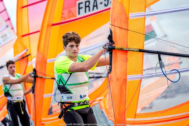 Day 4 - 2019 RS:X Youth World Championship - photo © Anya Semeniouk