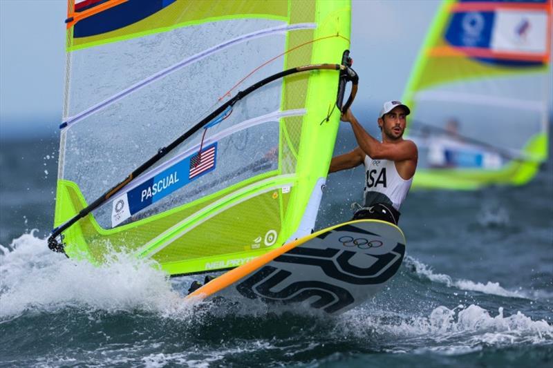 Pedro Pascual (Miami, Fla.) - Tokyo 2020 Olympics, Day 5 - photo © Sailing Energy / US Sailing