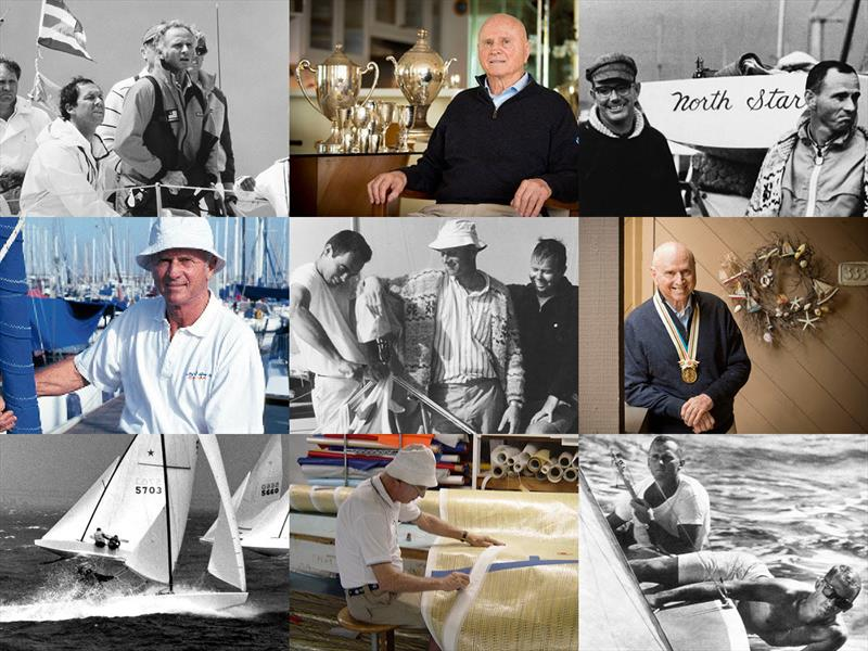 Lowell North, founder of North Sails, has passed away - photo © North Sails