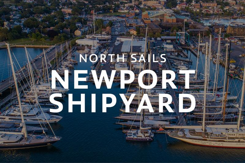North Sails in the heart of Newport activity