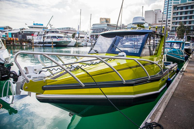 -Auckland On The Water Boat Show - Day 1 - October 3, 2019 - photo © LiveSailDie