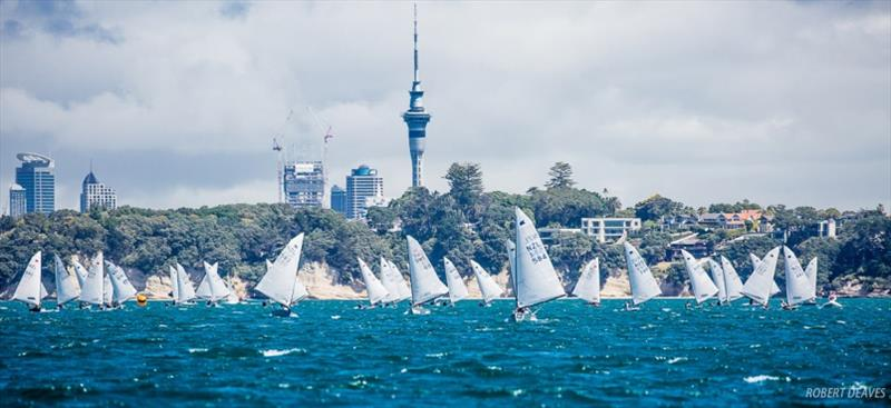 Race 9 - Symonite OK Dinghy Worlds, Day 5 - photo © Robert Deaves