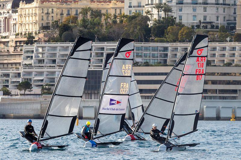 OneFly racing during the 36th Primo Cup - Trophee Credit Suisse at Monaco - photo © Carlo Borlenghi