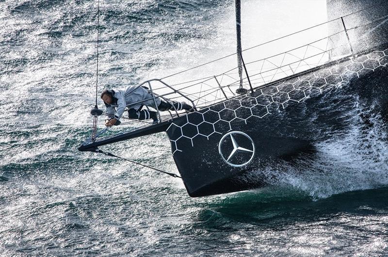 Alex Thomson (GBR) on Hugo Boss in the 8th Vendée Globe - photo © Cleo Barnham / Hugo Boss / Vendee Globe