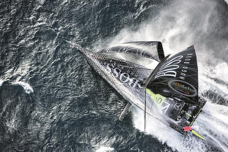 - HUGO BOSS and Alex Thomson Racing shortlisted for BT Sport Industry Award photo copyright Cleo Barnham taken at  and featuring the IMOCA class