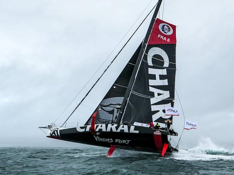 IMOCA 60 Charal - photo © Charal Sailing Team