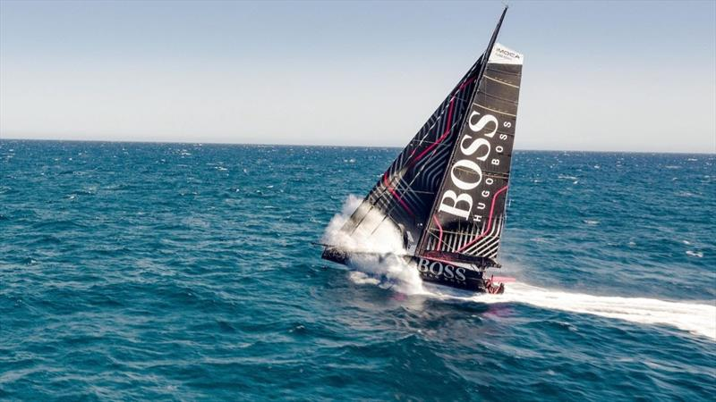 Vendee Globe Day 6 Leaders Are In Tropical Depression Theta
