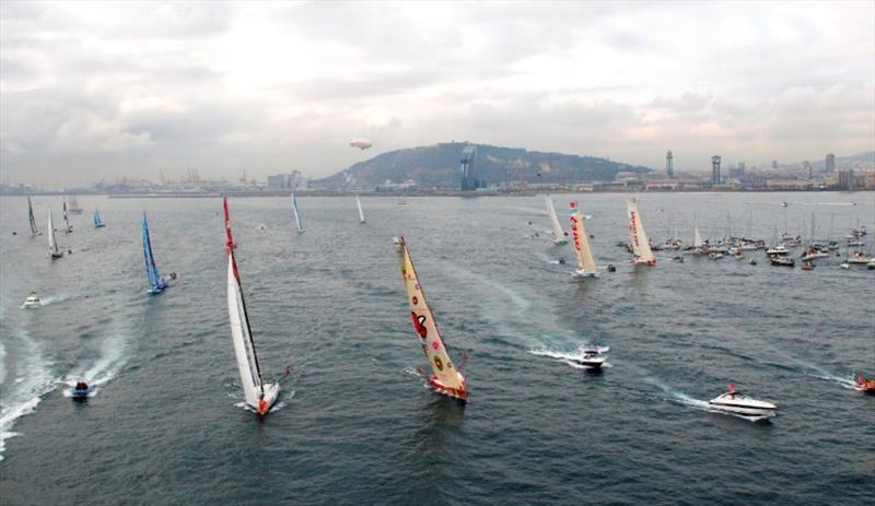 Barcelona World Race photo copyright Barcelona World Race taken at  and featuring the Open 60 class